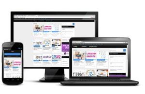 Article sur le choix de la solution pour créer sa boutique en ligne paru sur Axange.fr.