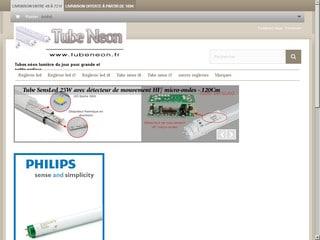 Tubeneon.fr: Vente de tubes néon