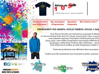 Alohagrafic.com: imprimeur de t-shirts