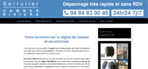 Serrurier-Cannes-Riviera