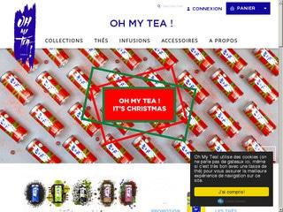 Oh my tea paris, pour trouver du thé de qualité à Paris