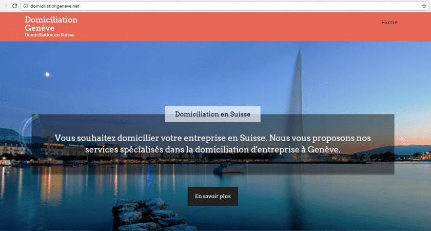 Domiciliation Genève: le meilleur partenaire