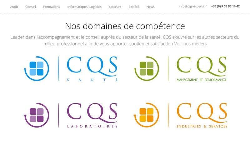 Audit et gestion de la qualité, agence CQS
