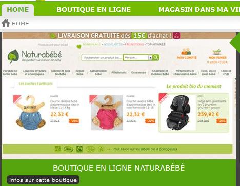 Boutique bio: magasins bio, guide et actualités bio
