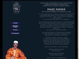 Voyant Jabike, un puissant voyant à Paris