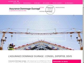 Tout savoir sur l'assurance dommages-ouvrage