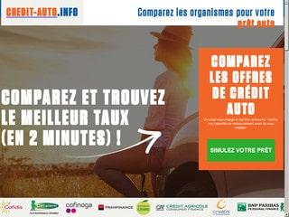 Simulation gratuite et rapide pour crédit automobile