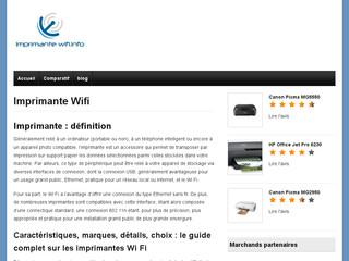 Guide d'achat d'imprimantes WiFi