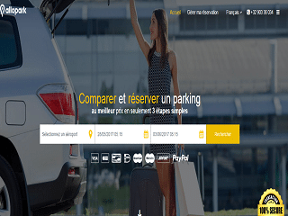 Allopark.com : guide de parkings