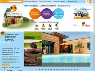 Constructeurs de maisons dans le Vendée