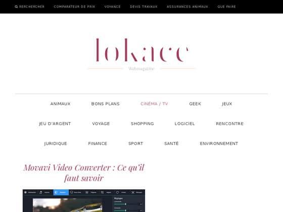 Lokace: le magazine le plus complet du web