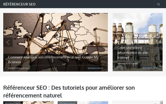 Referenceur-seo.fr : toute l'actualité sur le référencement