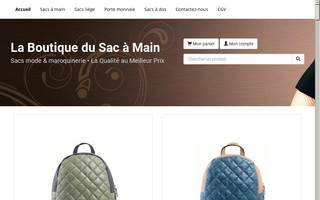 La boutique du sac à main
