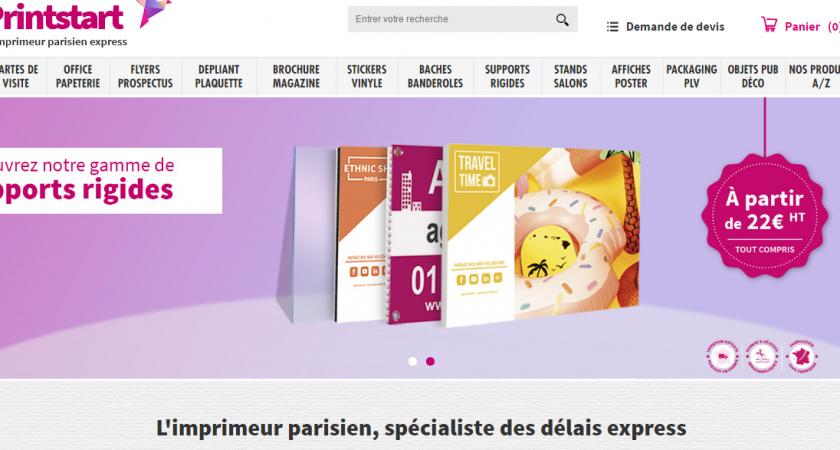 Votre imprimerie en ligne à Paris