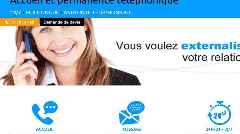 Les services d'astreintes téléphoniques