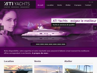 ATI Yachts : les meilleures offres de yachting à Monaco