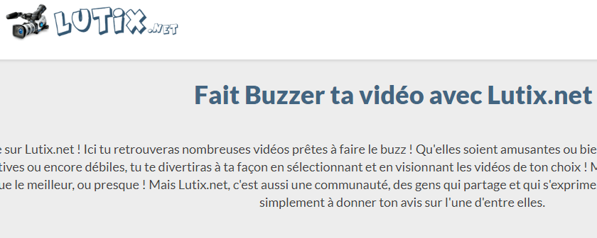 Lutix.net
