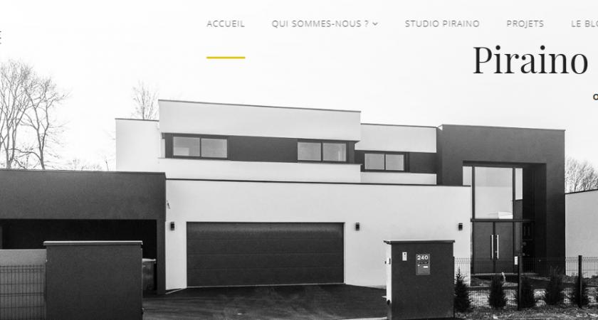Piraino Prestige : constructeur de maisons de luxe