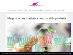 La star du web – site de comparatifs produits