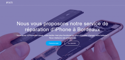 iFixTi : réparation d'iPhone à Bordeaux