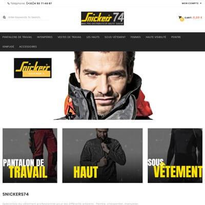 Vêtements professionnels pour les artisans