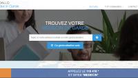 Un centre privé d'appels urgents en France