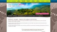 Agence de voyage en France