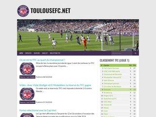Toute l'actualité de Toulouse FC en direct