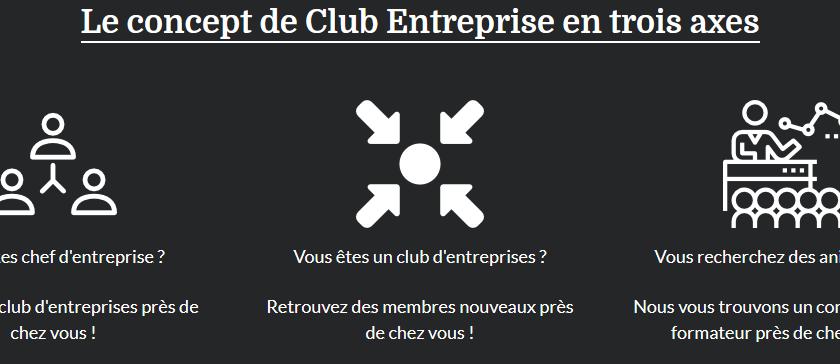 Trouvez votre club d'entreprise avec cet annuaire