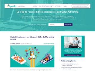 Blog pour améliorer votre Digital Publishing