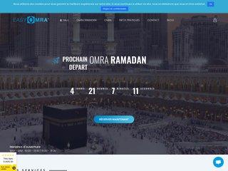 Hajj court séjour par Easy Omra