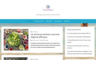 Le blog du bien-être et de la santé