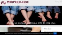 Blog et annuaire des podologues