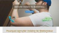 L'artisan-serrurier de Voisins-le-Bretonneux