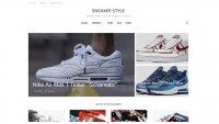 Sneaker Style : sneakers, baskets lifestyle et mode streetwear