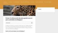 Zoobelgique, le guide des meilleurs zoos belges