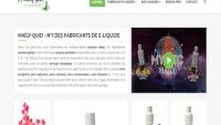 Des e-liquides bio avec Maïly-Quid