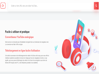 YouTube vers MP3 Converter