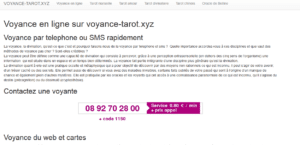 Voyance-Tarot