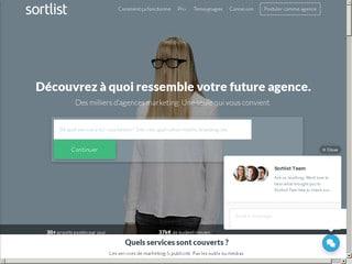 Sortlist: guide pour choisir son agence de marketing