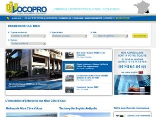 Locopro Entreprise: agence immobilière