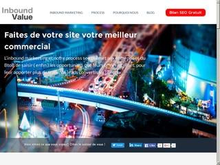Agence de marketing Inbound Value