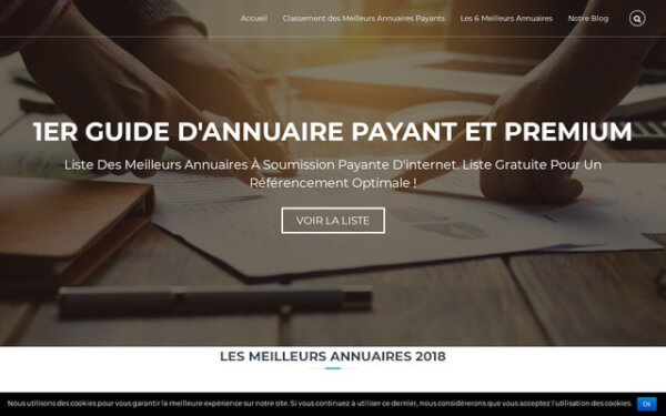 annuaires payants