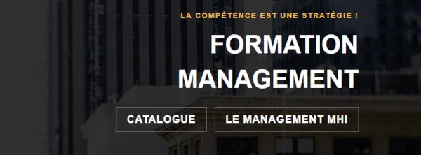 Formation au management des dirigeants