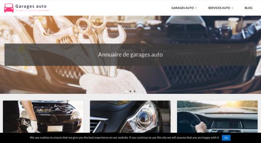 Guide des garages auto