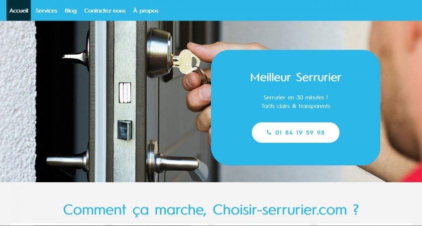 Vite trouver des serruriers experts en France