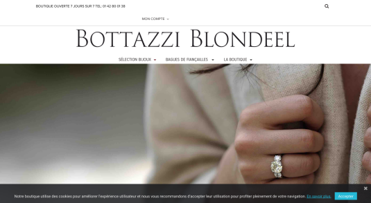 À la découverte de la bijouterie Bottazzi Blondeel