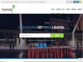 L'annuaire des entreprises de Montréal