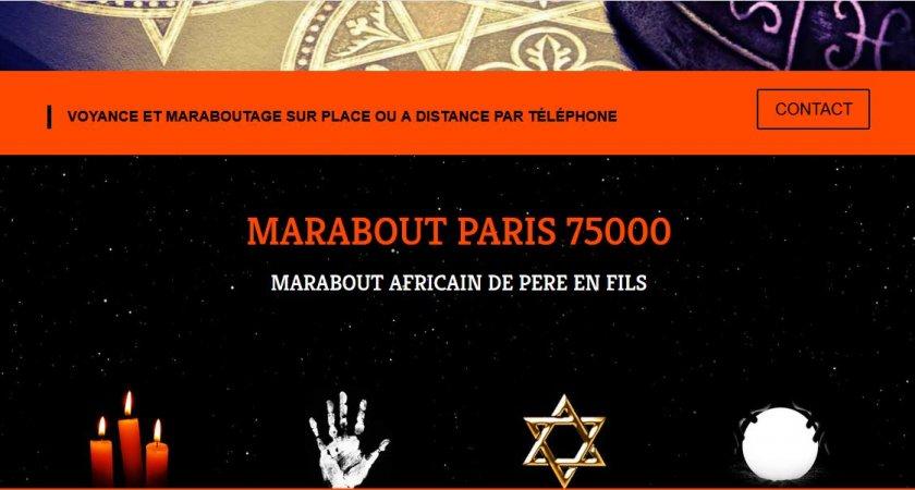 Marabout Jean Pascal : voyance et maraboutage à Paris