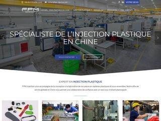 L'entreprise experte dans l'injection plastique